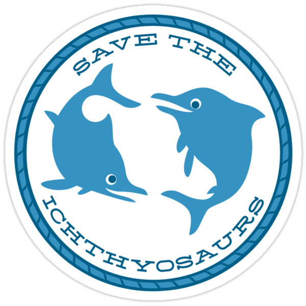 Save the Ichthyosaurs by David Orr