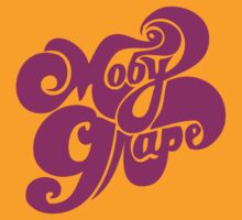 Moby Grape T-Shirt by retrorebirth