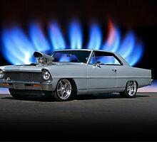 1967 Chevrolet Nova by DaveKoontz