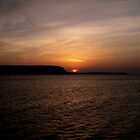 Ephrium Bay Sunset - Door County by mussermd