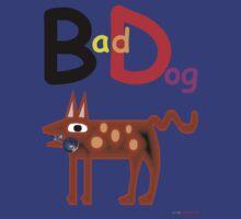 Bad Dog T-Shirt Design by muz2142