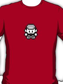 Pokemon Ash - Red / Blue T-Shirt