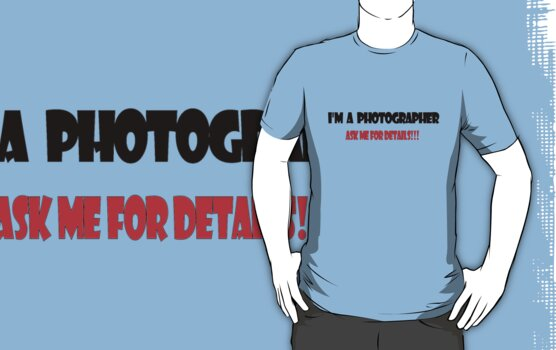 I'm a Photographer by James Iorfida