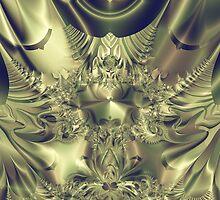 Metallic  Leaves by Vac1