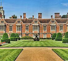 Blickling Hall, Norfolk by Simon Duckworth
