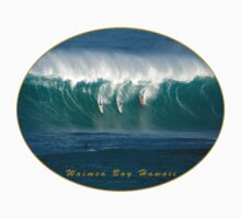 Big Wave Contest Hawaii by kevin smith  skystudiohawaii