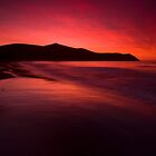 Port Jackson sunset IV by Paul Mercer