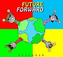 Future Forward (2012) by PESCORAN