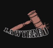 Lawyered by goldenote
