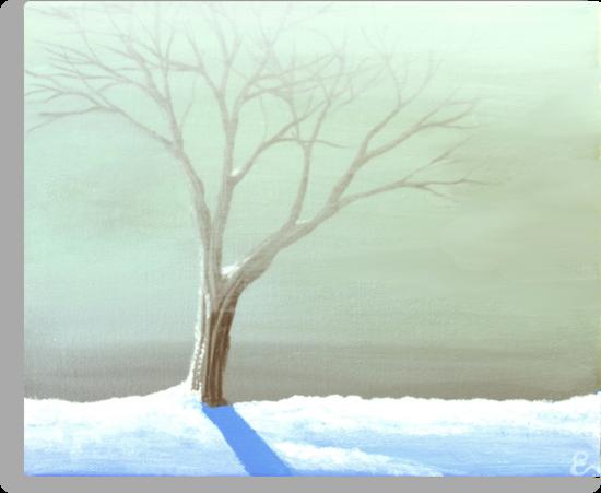 A Frosty Fog by Erin Scott