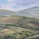 View Nearby The Dartmoor Inn, Merrivale, Devon by Lawrence Dyer