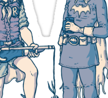 Moonrise Gotham Sticker
