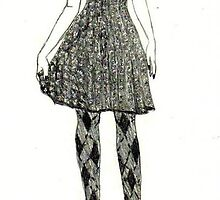 Orphan Dress by SweetDizzy