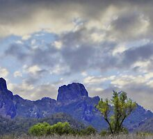 Crooked Mountains by myraj