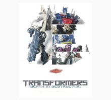 Transformers Death in Destruction  by TF541Production