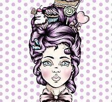 Teacake Lady by Ella Mobbs