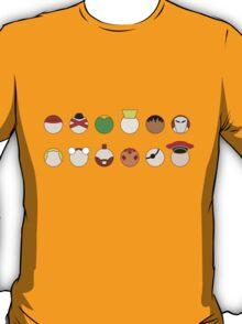 Player Select T-Shirt