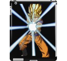 Dragonball Z Goku Kamehamapple iPad Case/Skin