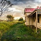 The Old House by silvtom