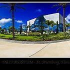 Dali Museum - St. Petersburg, Florida by Edvin  Milkunic