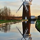 Horsey Windpump by Blagnys