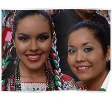 Mother And Daughter - Madre E Hija Poster