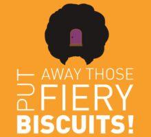Rudi Van DiSarzio Fiery Biscuits T-Shirt
