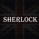 Sherlock Holmes Flag by Alexandrico