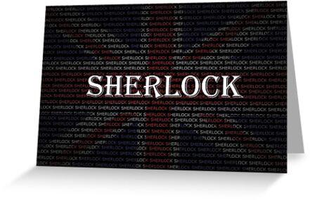 Sherlock Holmes Flag by Alexandrico