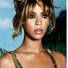 Beyoncé by BlancaMF