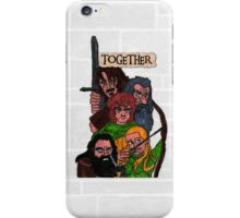 The Lord of the Rings - Together iPhone Case/Skin