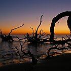 Sunrise at Black Rock Beach by Itsmyname10