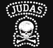 Judas by eveningshadow