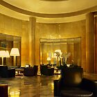 Lobby Hotel Paris by Thomas Barker-Detwiler