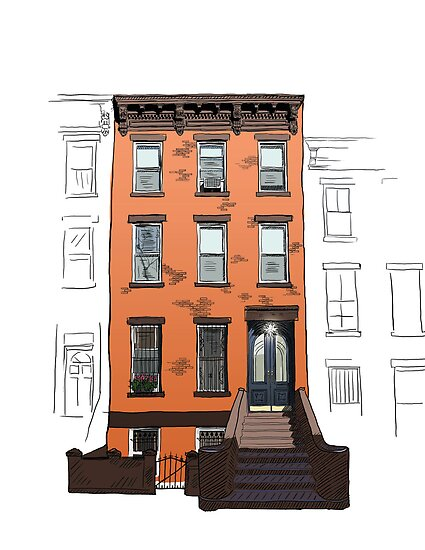 Brownstone by McAGoods
