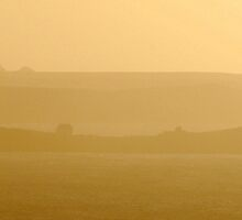 Moody shot of the Headland Hotel by DMHotchin