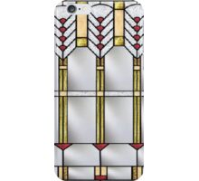 Frank Lloyd Wright Modern Window iPhone Case/Skin