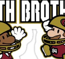 Super Smith Brothers Sticker