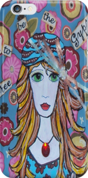 Free the Gypsy by Inner Child Art
