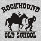 Old School Rockhound by SportsT-Shirts