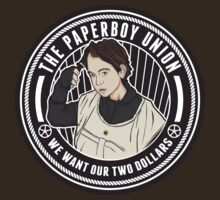 The Paperboy Union by beendeleted