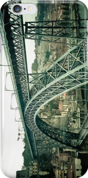 Structure Bridge III [ iPad / iPod / iPhone Case ] by Mauricio Santana