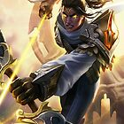 Arclight Varus League of Legends by gleviosa