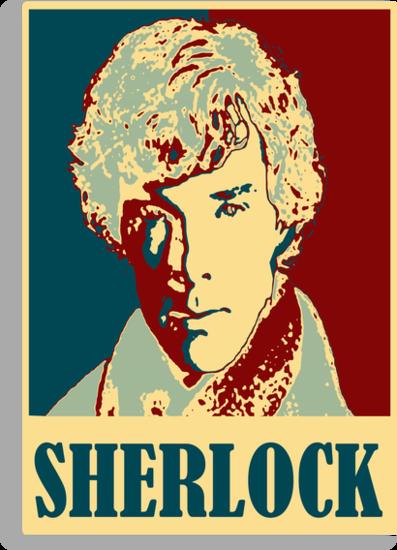Sherlock Holmes by Alexandrico