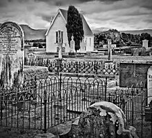 A Country Churchyard by TonyCrehan
