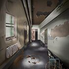 Abandoned Hospital Wing by zombieCraig