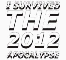 Apocalypse commemorative tee  by JacksonBateman
