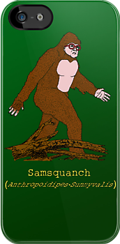 Samsquanch by Barton Keyes