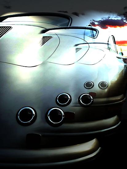 Porsche 356 Pre A by scat53