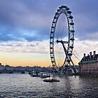 View from Westminster Bridge by vivsworld